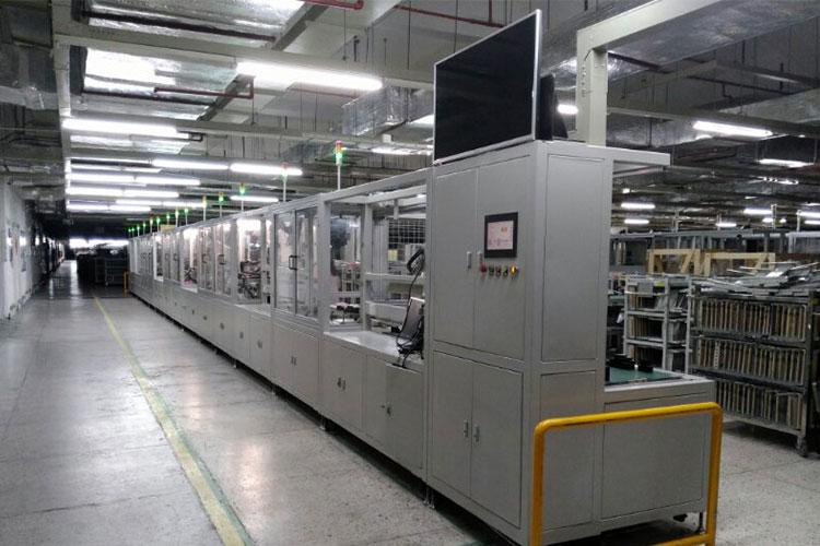 常见的电子产品组装生产线类型详解